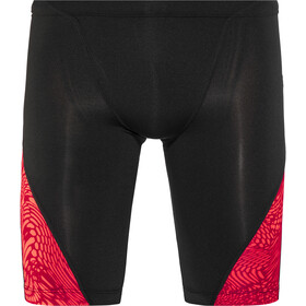 Nike Swim Geo Alloy Bathing Trunk Men red